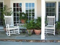 rocking chairs in Madison Virginia